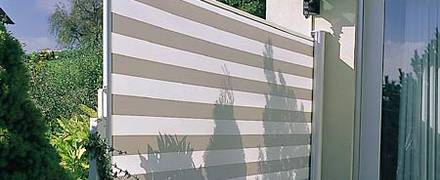 Sichtschutz F R Balkon Garten Seitenbeschattung L Sung